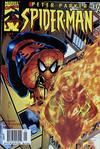 Cover for Peter Parker: Spider-Man (Marvel, 1999 series) #21 [Newsstand]