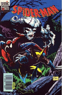 Cover Thumbnail for Spider-Man (Semic S.A., 1991 series) #3