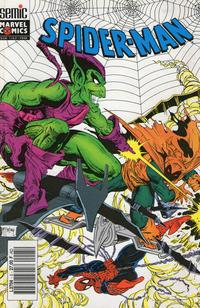 Cover Thumbnail for Spider-Man (Semic S.A., 1991 series) #5