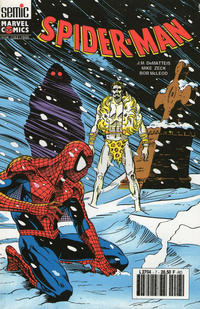 Cover Thumbnail for Spider-Man (Semic S.A., 1991 series) #7