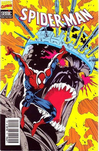 Cover Thumbnail for Spider-Man (Semic S.A., 1991 series) #10