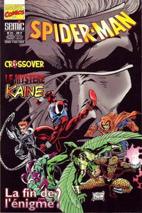 Cover Thumbnail for Spider-Man (Semic S.A., 1991 series) #21