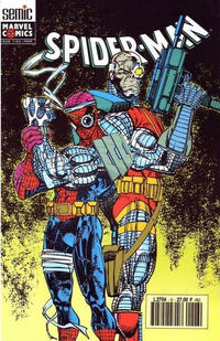 Cover Thumbnail for Spider-Man (Semic S.A., 1991 series) #6