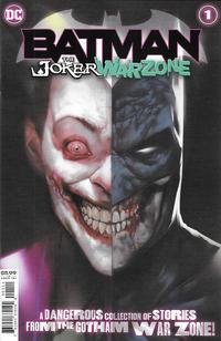 Cover Thumbnail for Batman: The Joker War Zone (DC, 2020 series) #1 [Ben Oliver Cover]