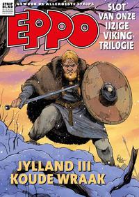 Cover Thumbnail for Eppo Stripblad (Uitgeverij L, 2018 series) #18/2020