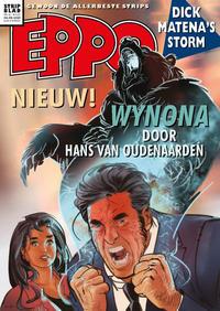 Cover Thumbnail for Eppo Stripblad (Uitgeverij L, 2018 series) #16/2020