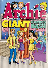 Cover Thumbnail for Archie Giant Comics Bash (Archie, 2018 series)