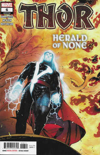 Cover Thumbnail for Thor (Marvel, 2020 series) #6