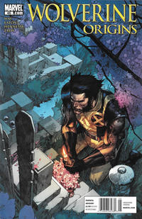 Cover Thumbnail for Wolverine: Origins (Marvel, 2006 series) #46 [Newsstand]