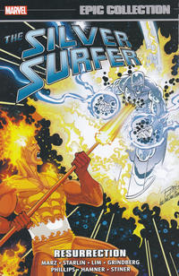Cover Thumbnail for Silver Surfer Epic Collection (Marvel, 2014 series) #9 - Resurrection