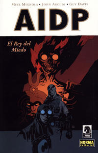 Cover Thumbnail for AIDP (NORMA Editorial, 2004 series) #14