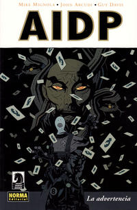 Cover Thumbnail for AIDP (NORMA Editorial, 2004 series) #10
