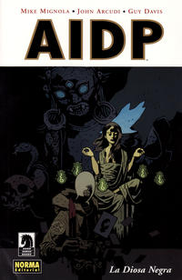 Cover Thumbnail for AIDP (NORMA Editorial, 2004 series) #11