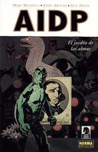 Cover Thumbnail for AIDP (NORMA Editorial, 2004 series) #7
