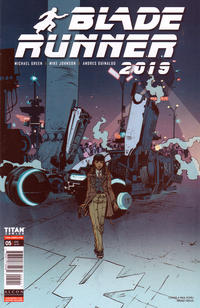 Cover Thumbnail for Blade Runner 2019 (Titan, 2019 series) #5 [Cover A]