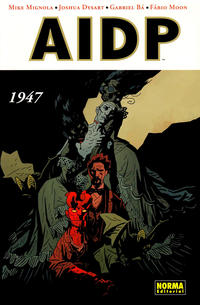 Cover Thumbnail for AIDP (NORMA Editorial, 2004 series) #13