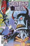 Cover for Death's Head (Marvel, 2019 series) #3 [John McCrea 'Connecting']