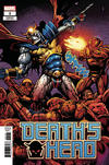 Cover Thumbnail for Death's Head (2019 series) #1 [Sharp Remastered Variant]