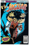 Cover Thumbnail for The Jaguar (1991 series) #1 [Newsstand]