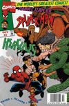 Cover Thumbnail for Marvel Team-Up (1997 series) #2 [Newsstand]