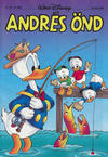 Cover for Andrés Önd (Edda, 2000 series) #30/2000