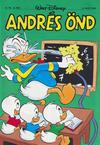 Cover for Andrés Önd (Edda, 2000 series) #33/2000