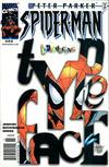 Cover for Peter Parker: Spider-Man (Marvel, 1999 series) #23 [Newsstand]