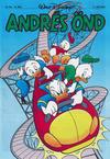 Cover for Andrés Önd (Edda, 2000 series) #29/2000