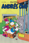 Cover for Andrés Önd (Edda, 2000 series) #31/2000
