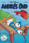 Cover for Andrés Önd (Edda, 2000 series) #34/2000