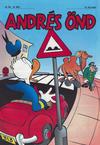 Cover for Andrés Önd (Edda, 2000 series) #28/2000