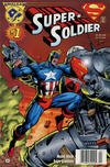 Cover Thumbnail for Super Soldier (1996 series) #1 [Newsstand]