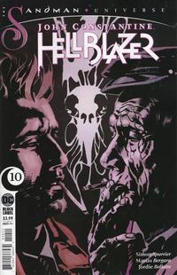 Cover Thumbnail for John Constantine Hellblazer (DC, 2020 series) #10