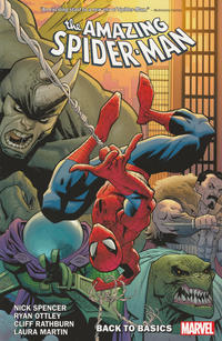 Cover Thumbnail for Amazing Spider-Man by Nick Spencer (Marvel, 2019 series) #1 - Back to Basics