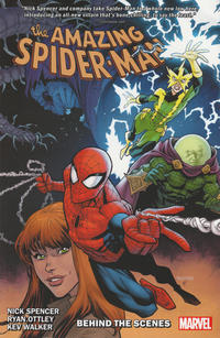 Cover Thumbnail for Amazing Spider-Man by Nick Spencer (Marvel, 2019 series) #5 - Behind the Scenes