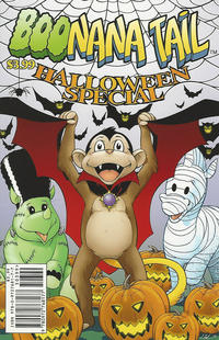 Cover Thumbnail for Boonana Tail Halloween Special (Banana Tale Press, 2014 series)