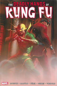 Cover Thumbnail for Deadly Hands of Kung Fu Omnibus (Marvel, 2016 series) #1