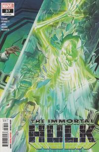 Cover Thumbnail for Immortal Hulk (Marvel, 2018 series) #37