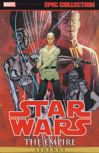 Cover Thumbnail for Star Wars Legends Epic Collection: The Empire (Marvel, 2015 series) #6