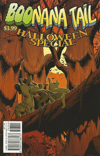 Cover Thumbnail for Boonana Tail Halloween Special (Banana Tale Press, 2014 series)  [Shawn McManus Cover]