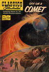 Cover for Classics Illustrated (Gilberton, 1947 series) #149 [HRN 155] - Off on a Comet