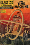 Cover for Classics Illustrated (Gilberton, 1947 series) #133 [HRN 152] - The Time Machine
