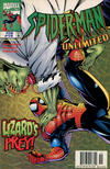 Cover for Spider-Man Unlimited (Marvel, 1993 series) #19 [Newsstand]