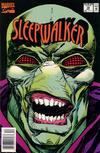 Cover for Sleepwalker (Marvel, 1991 series) #19 [Newsstand]