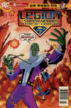 Cover for The Legion of Super-Heroes in the 31st Century (DC, 2007 series) #9 [Newsstand]