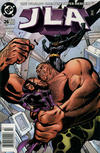 Cover for JLA (DC, 1997 series) #26 [Newsstand]