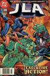 Cover for JLA (DC, 1997 series) #25 [Newsstand]