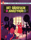 Cover for Tintins oplevelser (Illustrationsforlaget, 1960 series) #14 - Det gådefulde juveltyveri