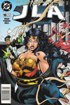 Cover for JLA (DC, 1997 series) #18 [Newsstand]