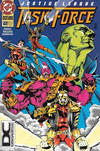 Cover Thumbnail for Justice League Task Force (1993 series) #22 [DC Universe Corner Box]